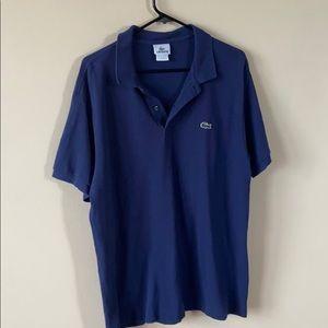 Men's LaCoste Polo shirt